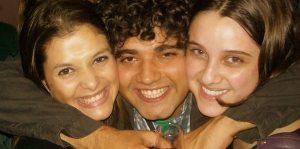 Elaine Rogerinho e Lucina, minhas Books, minhas queridas mesmo