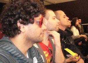 rogérinho, ed, e amigo influente, andré Vargas....