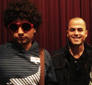 Rogério Faria e André Vargas