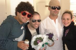 Ed e Vargas, com seus mimos pra gente hahaha