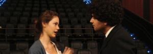 Laura Neiva e Rogério Faria, puts a menina é muito inda e só tem 14 anos ...