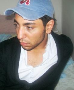 Luis Damasceno, amigo ator, escrito.