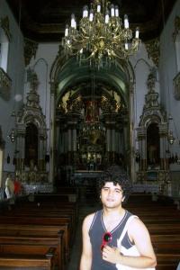 Na Igreja do senhor Bonfim , linda demais !