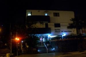 O Hotel que fiquei bem ao lado da orla , uma delicia esse lugar!