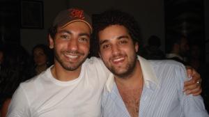 Luis e Bruno gadanheiros www.nagandaia.com.br