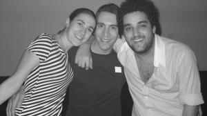 carolzinha, Gui e Bru. www.nagandaiafesta.com.br