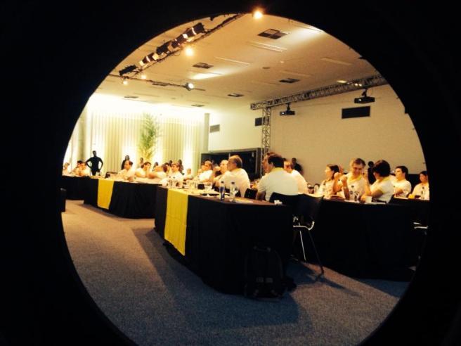 convenção 2014 dunlop