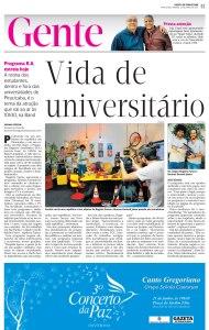 jornal gazeta de Piracaciba